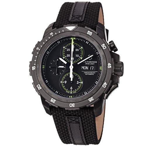 [ビクトリノックス]VICTORINOX 腕時計 メンズ アルピナッハ ALPNACH メカニカル クロノグラフ 自動巻き ヴィクトリノックス スイスアーミー 241528 [正規輸入品]