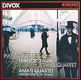 Franck: Piano Quintet/Faure: String Quartet