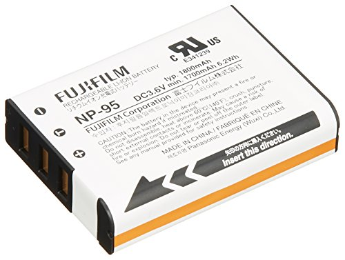 FUJIFILM 充電式バッテリー NP-95