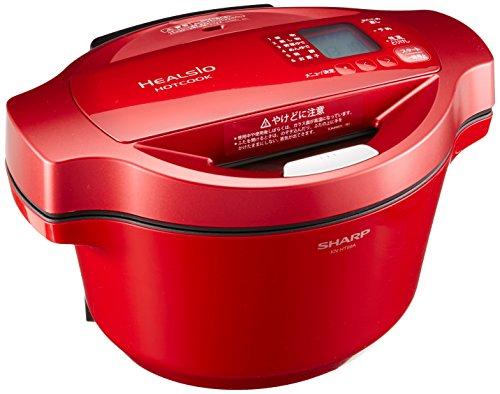 ヘルシオは水なし自動調理鍋で奥様に人気のキッチン用品