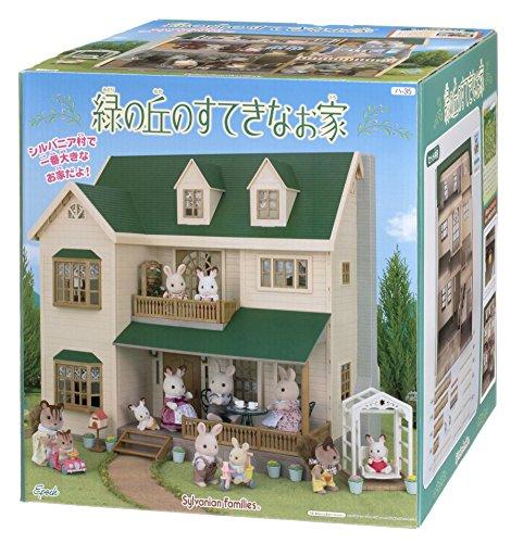 シルバニアファミリーはママも遊んだ思い出のおもちゃで6歳の女の子に人気