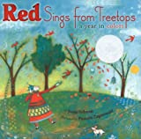Red Sings from Treetops: A Year in Colors (Sidman, Joyce) (English Edition)