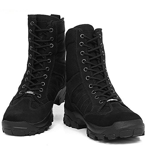 [クリスピー] SWAT DESERT GTX タクティカルブーツ ブラック/crf050504101