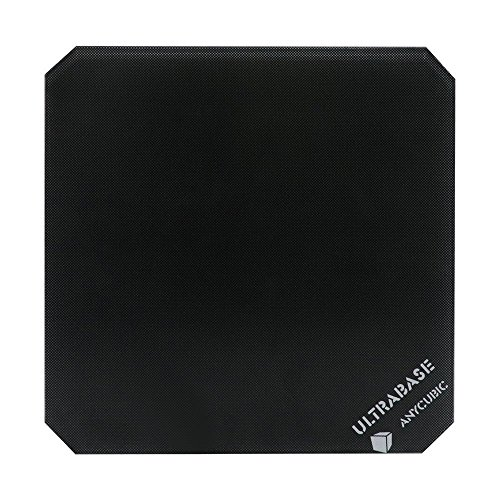 Anycubic Ultrabase 3Dプリンタ プラットフォームシート 繰り返し 取りやすい 強化ガラスプレート Prusa i3 MK2 MK3 複合コーティングの材質 214x214mm