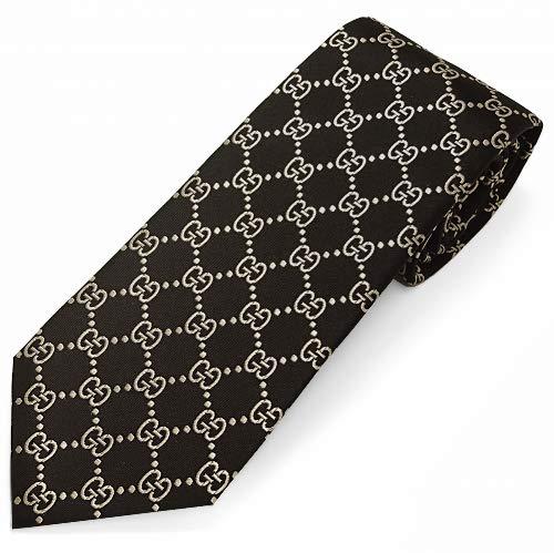 グッチのネクタイを事務職の男性にプレゼント