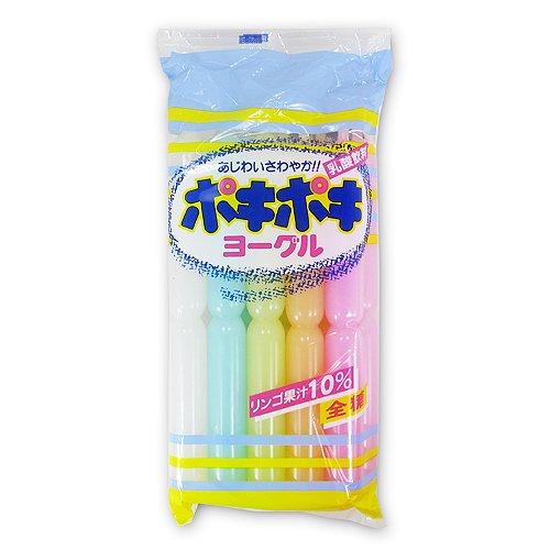 凍らせておいしいチューペット マルゴ 90ml×10本 ポキポキ ヨーグル(12袋)