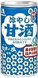 森永製菓 冷やし甘酒 190g×30本