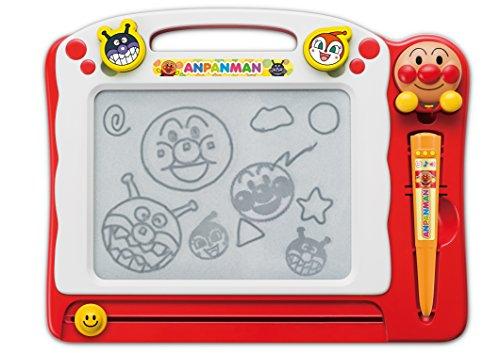 アンパンマンのお絵描きおもちゃをプレゼント