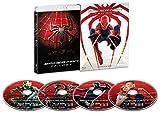 スパイダーマン トリロジー ブルーレイ コンプリートBOX [Blu-ray]