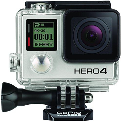 【国内正規品】 GoPro ウェアラブルカメラ HERO4 ブラックエディション アドベンチャー CHDHX-401-JP