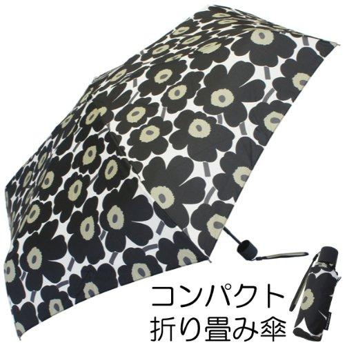 可愛いマリメッコの傘をお母さんに贈る
