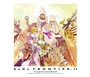 サガ フロンティア 2 オリジナル・サウンドトラック