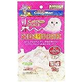 キャティーマン (CattyMan) キャティースナックバリュー カニ風味の減塩スライスかまぼこ 15g×10個