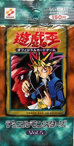 遊戯王 デュエルモンスターズ Vol.5 1パック