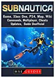 Subnautica Game, Xbox One, PS4, Map, Wiki, Commands, Multiplayer, Cheats, Updates, Guide Unofficial