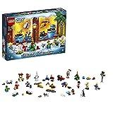 レゴ(LEGO) シティ 2018 アドベントカレンダー 60201