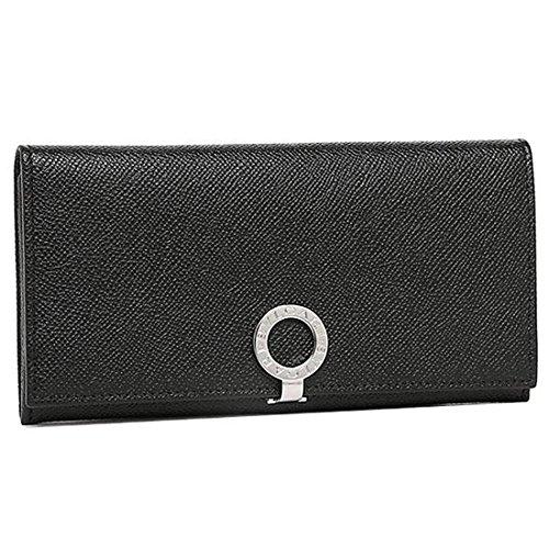 メンズ財布でランキング5位のブルガリの長財布