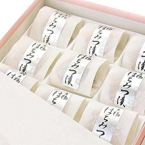 紀州南高梅 はちみつ漬けは日本最高峰の食べ物で人気のギフト