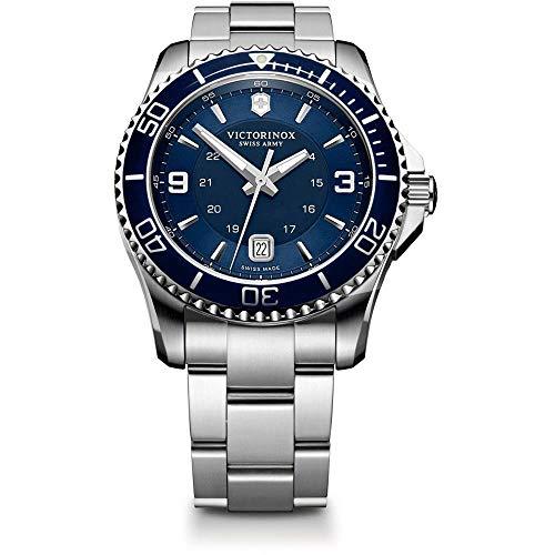 [ビクトリノックス] ビクトリノックス スイスアーミー マーベリック 241602 ブルー 腕時計 VICTORINOX Maverick [正規輸入品]