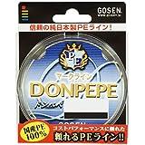 ゴーセン(GOSEN) ライン PEドンペペ 200M 0.4号 GB02004