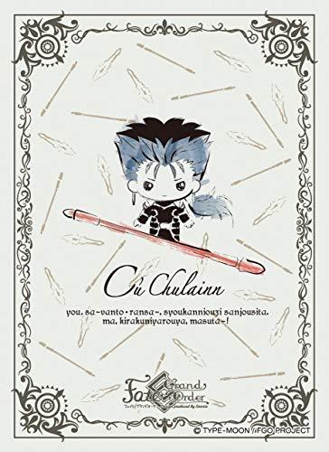キャラクタースリーブ Fate/Grand Order【Design produced by Sanrio】 クー・フーリン(B)(EN-859)