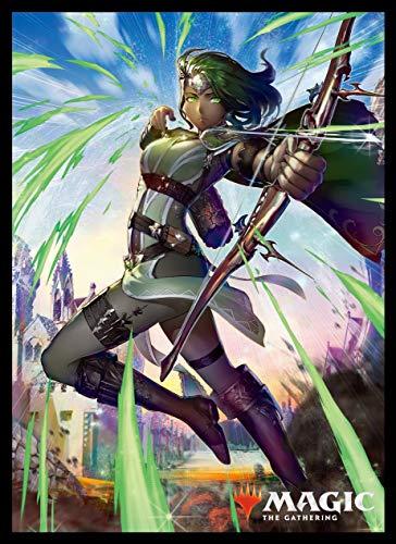 マジック:ザ・ギャザリング プレイヤーズカードスリーブ 『灯争大戦』 《野獣の擁護者、ビビアン》 (MTGS-102)