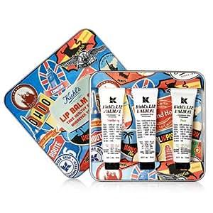 Kiehl's キールズ リップ バーム #1 セット 15ml x 3 [並行輸入品]   リップケア 通販