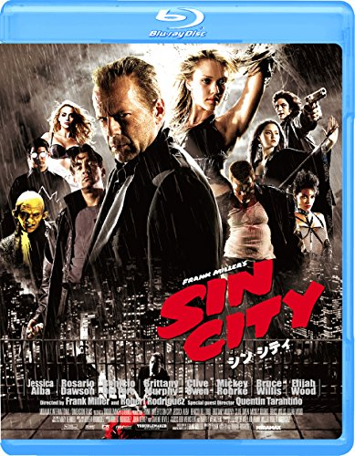シン・シティ [Blu-ray]