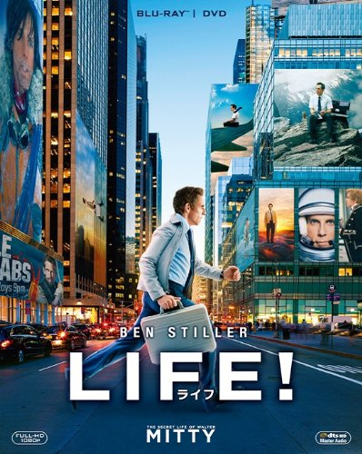 LIFE!/ライフ 2枚組ブルーレイ&DVD (初回生産限定)    Blu-ray