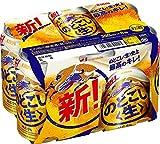 【2018年リニューアル】新・のどごし〈生〉 6缶パック 350ml×6本