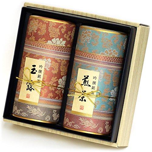 京都利休園のお茶を敬老の日に贈る