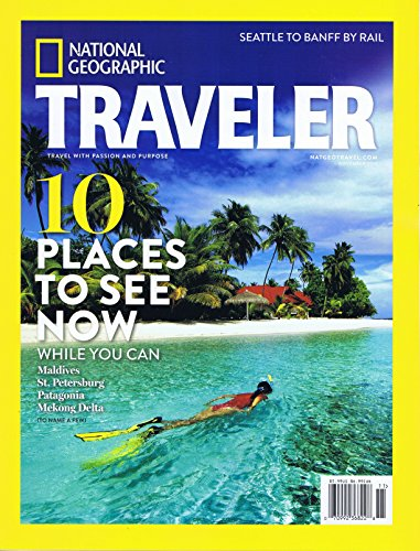 National Geographic Traveller US November 2015 (単号)