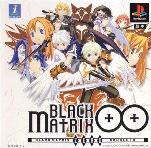 BLACK/MATRIX 00 (初回限定版)