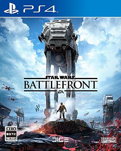 Star Warsバトルフロント - PS4