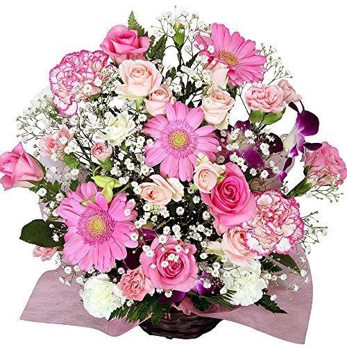母親への誕生日プレゼントの定番!花束