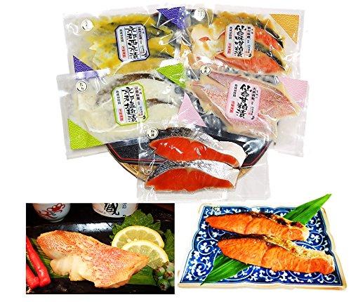 両親や上司に贈る人気の食べもの10位仙台漬魚