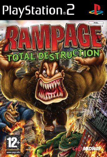 Rampage: Total Destruction (PS2) by Midway Games Ltd [並行輸入品]