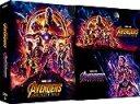 アベンジャーズ/エンドゲーム&インフィニティ・ウォー MovieNEXセット [ブルーレイ+DVD+デジタルコピー+MovieNEXワールド] [Blu-ray]
