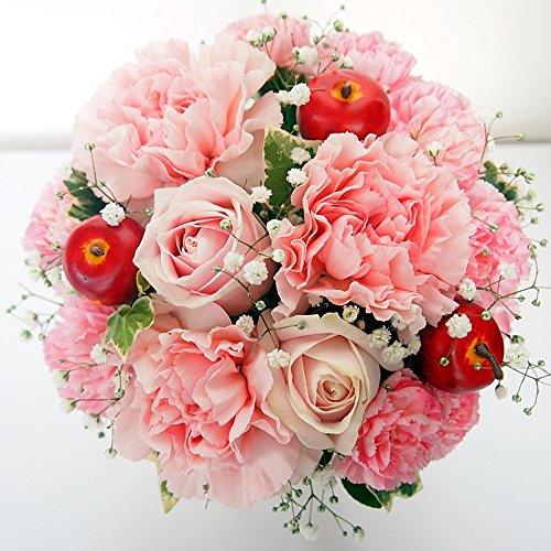ランキング1位の花束は母親の誕生日プレゼントの定番