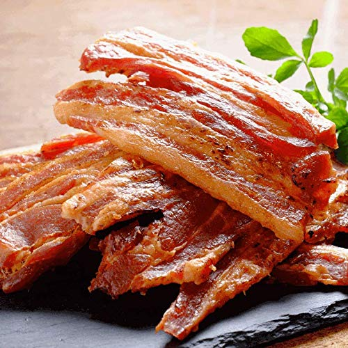 焼肉おつまみ 炙り 豚バラ肉 お徳用 300g/大きさ不揃い 訳あり 豚肉 焼肉珍味 ポスト投函便