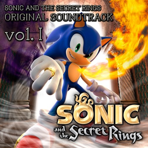 Sonic And The Secret Rings Original Soundtrack Vol.1