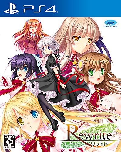 Rewrite - PS4