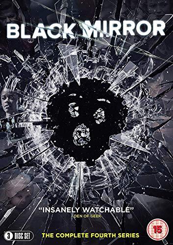 ブラックミラー シーズン4 [DVD-PAL方式 ※日本語無し](輸入版)-Black Mirror Season 4-