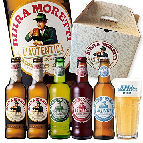 イタリアナンバー1ビールをプレゼント