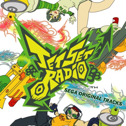 Jet Set Radio SEGA Original Tracks