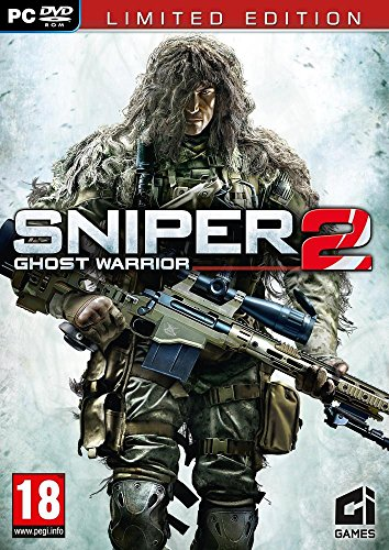 Sniper Ghost Warrior 2 (PC/輸入版)