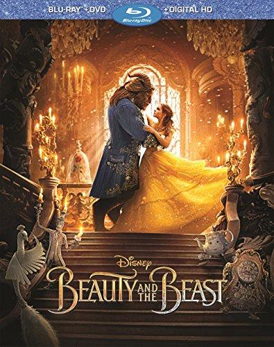美女と野獣 (Blu-ray + DVD + Digital HD) Import