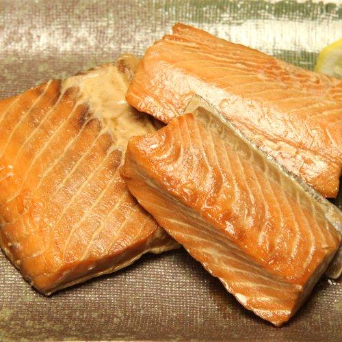 鮭の焼漬(4切入)/新潟 村上 鮭 特産品 焼漬け お弁当 おかず おつまみ