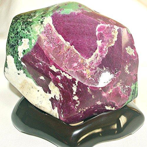 theory xyz ルビー原石 美品 置物 甲府製 秋光作 大型 天然石 3.9kg (セオリーエックスワイゼット)