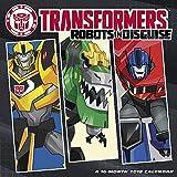 Transformers Robots in Disguise 2018 Calendar